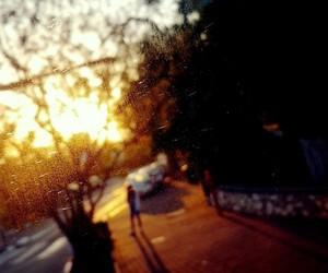 art, photography, and sunrise image