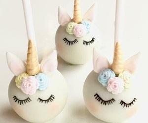 unicorn, food, and sweet image