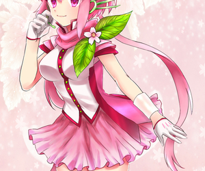 aoki, fairy, and vocaloid image