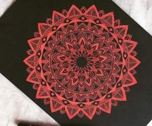 amazing, drawing, and mandala image