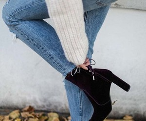 autumn, style, and fashion image