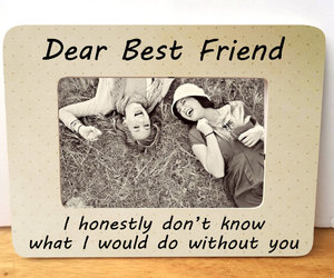 etsy, friendship gift, and best friends ever image