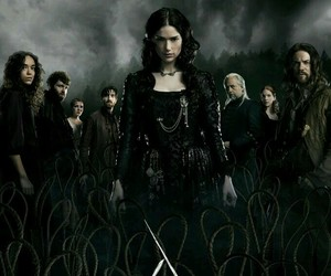 salem, tvserie, and brujas image