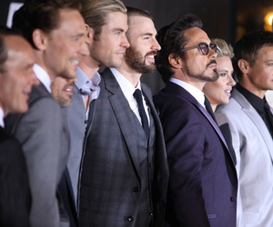 the avengers, robert downey jr, and Marvel image