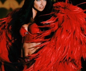 adriana, red, and vsfs image