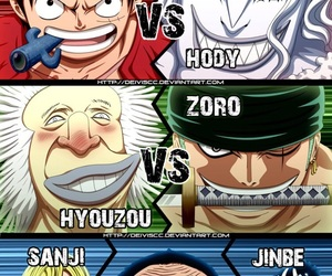one piece, strawhat, and roronoa zoro image