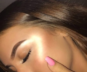 beauty, beautufil, and gold image