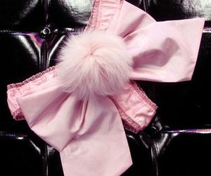 pink, rabbit, and accessory image