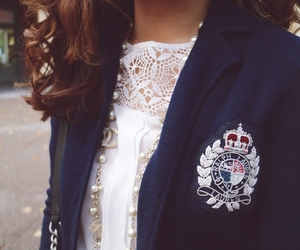 chanel, fashion, and preppy image