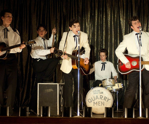 thomas sangster and nowhere boy image