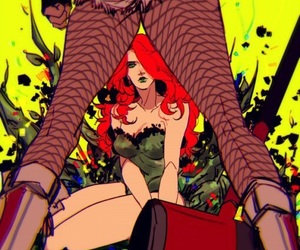 cuties, harley quinn, and poison ivy image