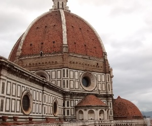 church, firenze, and florence image
