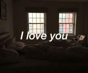 alternative, couple, and I Love You image