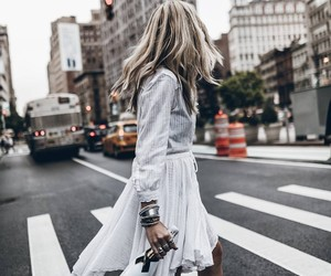 fashion, look, and new york image
