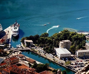 kotor, town, and Montenegro image