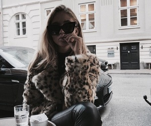 fashion and leopard image