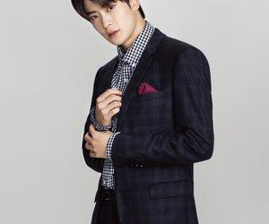 jaehyun, nct, and black hair image