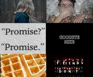 promise, swet, and eggos image