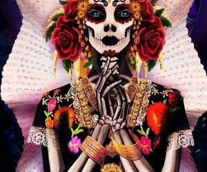 day of the dead, dia de muertos, and méxico image