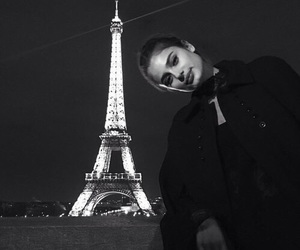 paris, taylor hill, and model image