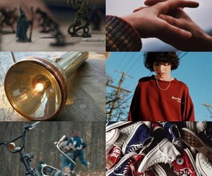 mike, strangerthings, and aesthetica image