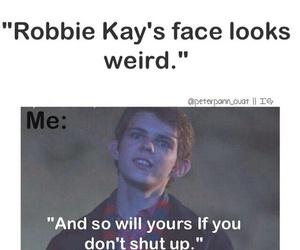 robbie kay