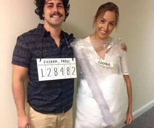 couple, costume, and funny image
