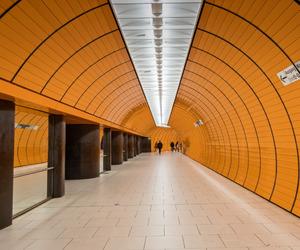 orange, station, and subway image