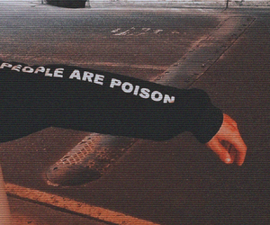 grunge, black, and people image