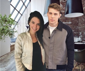 couple, kendoll, and manip image