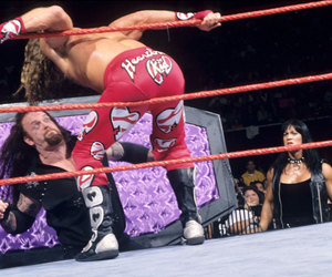 wwe, chyna, and shawn michaels image