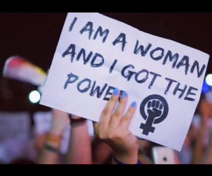 girls, power, and woman image
