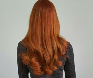 hair, red, and redhead image