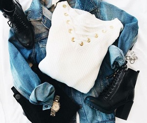 fall, fashion, and outfits image