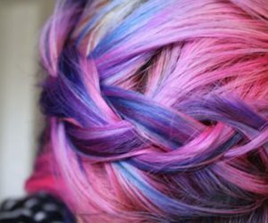 braid and colorful image