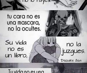 anime, frases, and razonamiento image