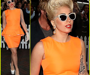 Hot, Lady gaga, and mother monster image