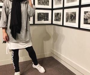 sweatshirt with hijab image