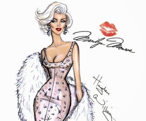 Marilyn Monroe, hayden williams, and art image