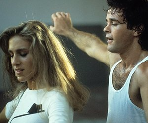 80's, dance, and girls just wanna have fun image