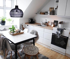 bohemian, design, and home image