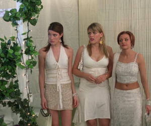 white chicks, busy phillips, and angelstills image