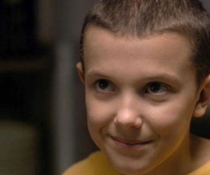 eleven, stranger things, and icon image