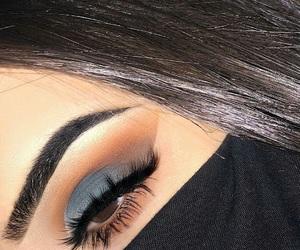cosmetic, eye, and eye shadow image