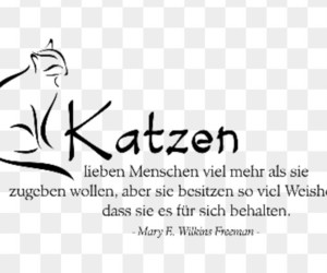animal, german, and spruch image