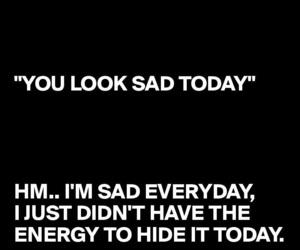 quotes, sad, and deep image