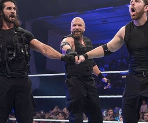 sethrollins, theshield, and deanambrose image