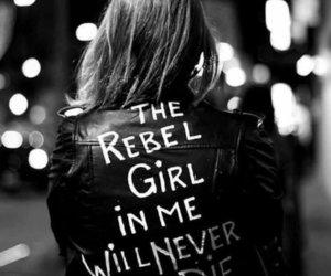 grunge and rebel image