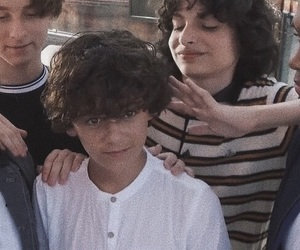 finn wolfhard, jack dylan grazer, and it image