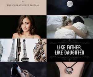 OC, allison argent, and teen wolf image
